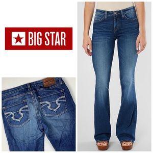 Big Star ⭐️ Hannah Skinny Flare Jeans👖
